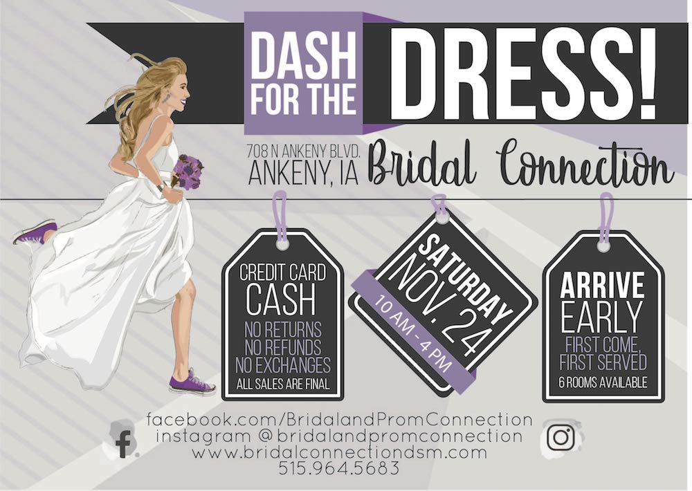 Dash For The Dress - Extended!